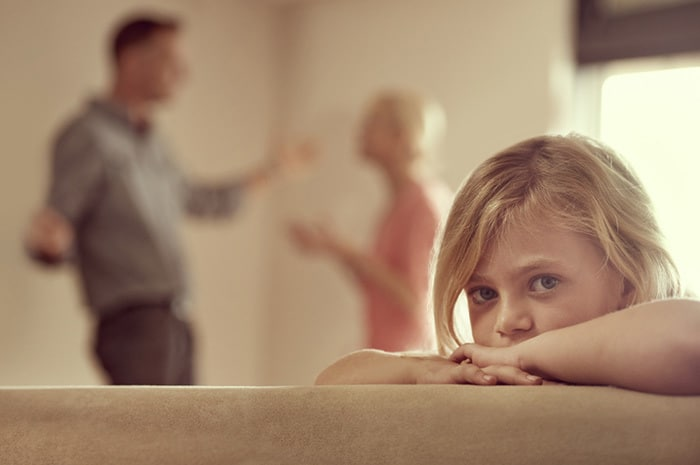 Измена и ребенок: что делать?